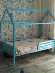 продам детскую кроватку-домик